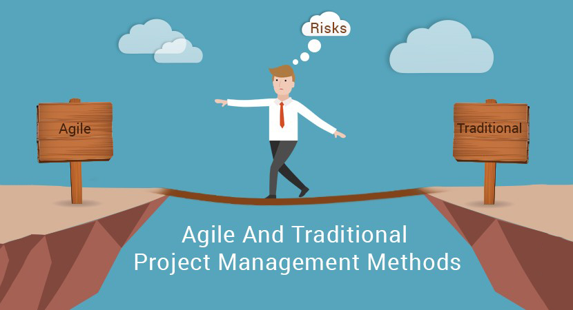 Dealing With Project Risks In Agile And Traditional Project Management Methods