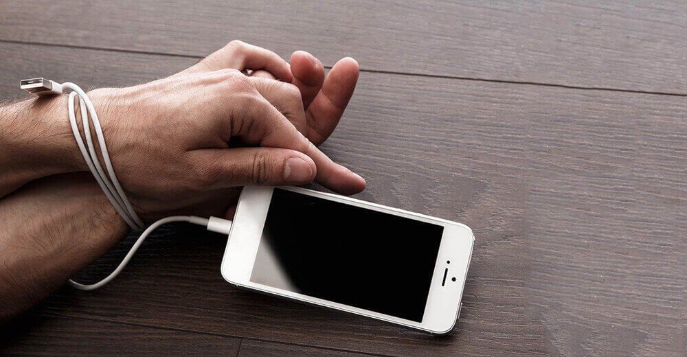 Avoid too much usage of electronic gadgets
