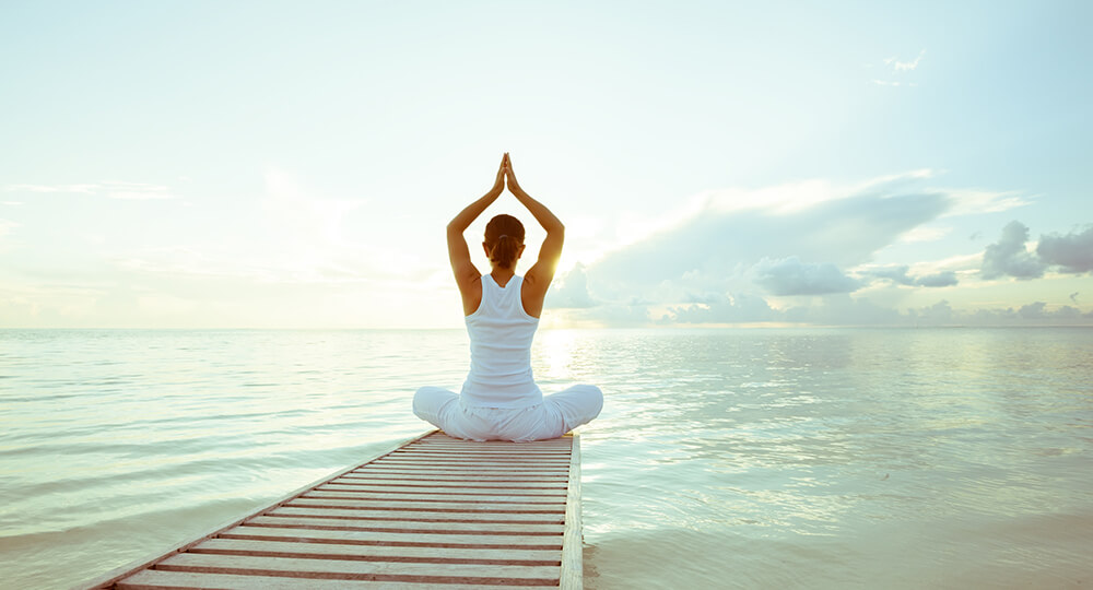 Meditate daily at least for 15 minutes